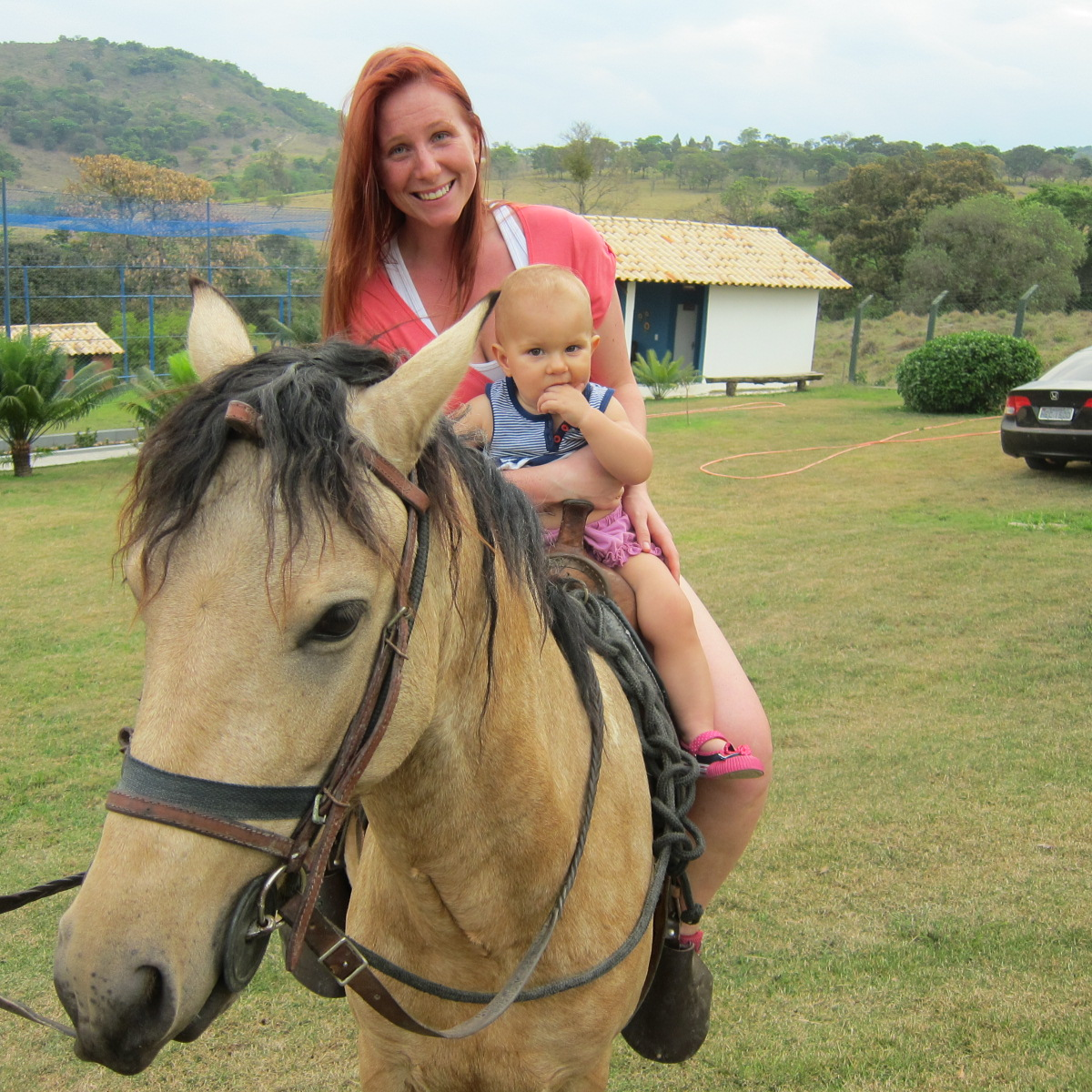 Raising a Family and Teaching English in Brazil