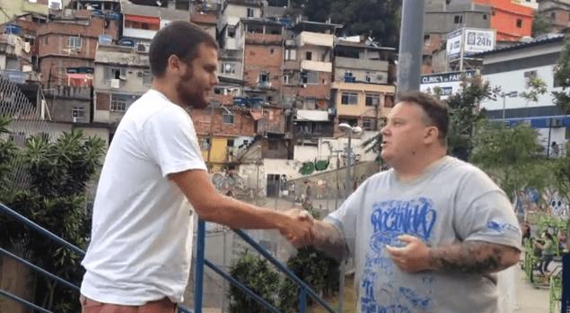 favela zezinho