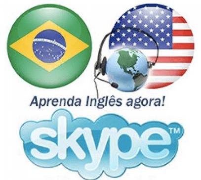 Aula de ingles skype