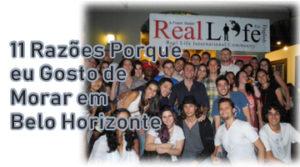 11 Razões Porque eu Gosto de Morar em Belo Horizonte