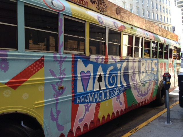 Bus in brazil