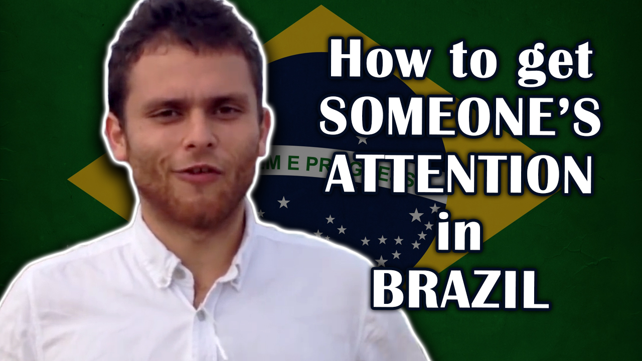 Boa Noite Means: Grabbing Someone's Attention In Brazilian Portuguese