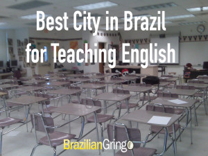 Which city is best for teaching English?