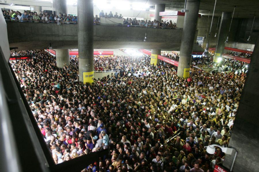 metro sao pau