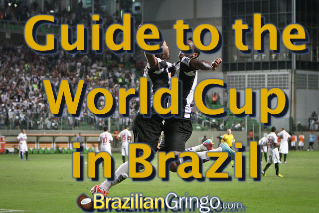 world cup brazil cities