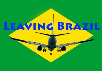 leaving brazil