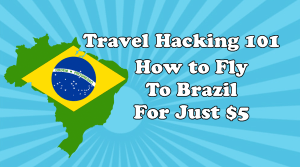 How to Fly Round Trip to Brazil for $397