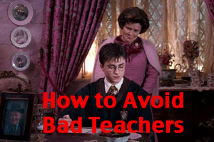 Avoid bad teachers by asking these questions