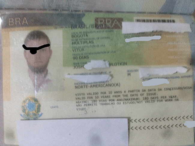 The Ultimate Guide to the Brazilian Tourist Visa - Brazilian Gringo