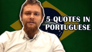 Five Quotes For A More Successful Life in Brazil