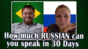 How much of a language can you learn in 30 days?