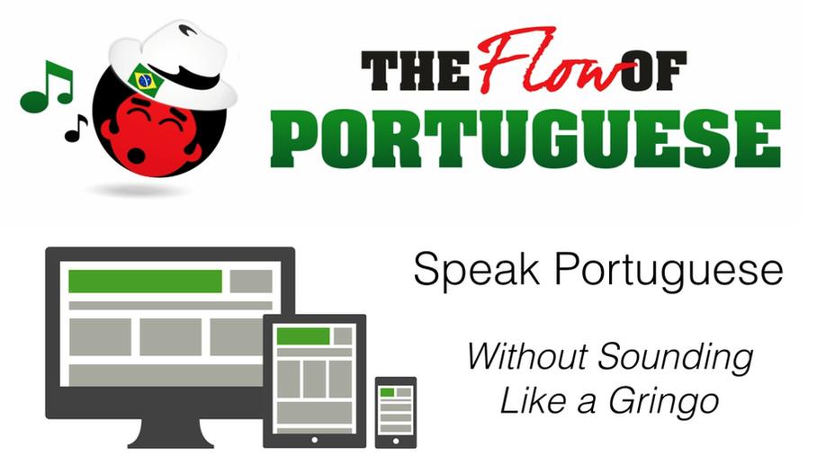 Mimic Method Flow of Portuguese