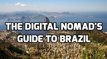 A Digital Nomad's Guide to Brazil