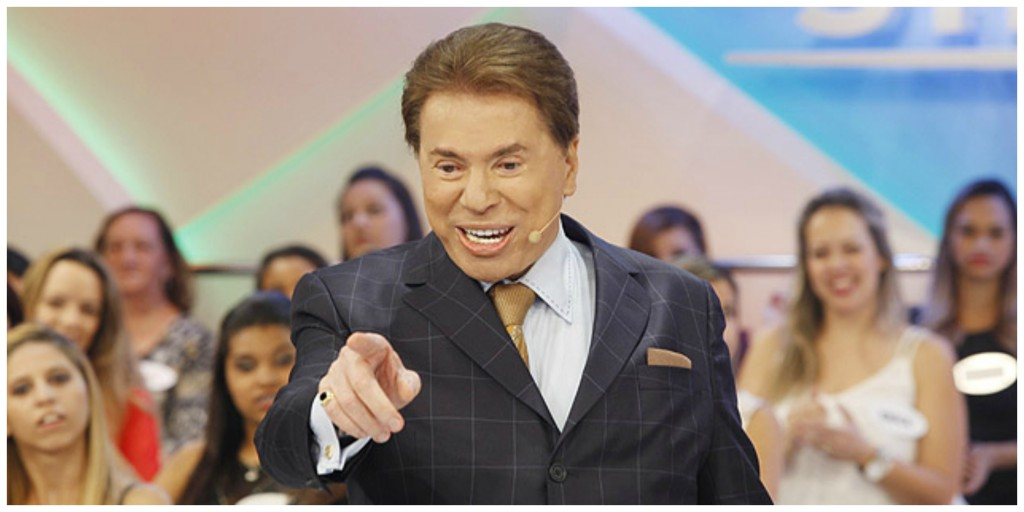 Who is this handsome fellow? Read A foreigner's guide to Brazilian TV presenters to find out.