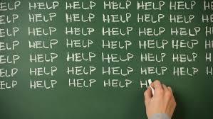 help teacher