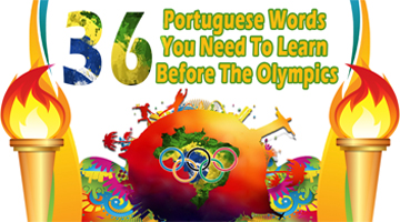 36 Portuguese Words You Need To Learn Before The Olympics