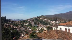 Ouro Preto landscape