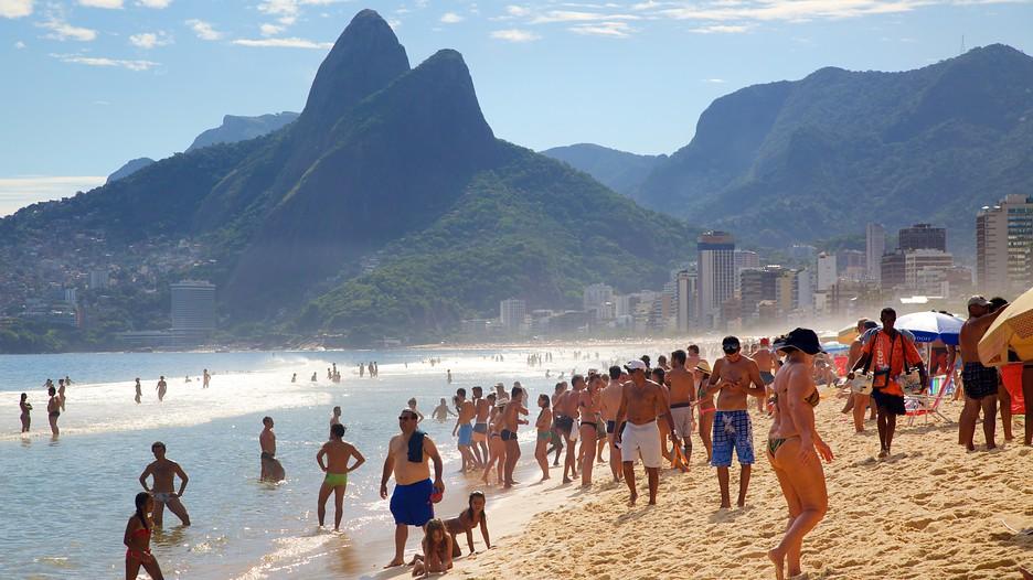 development of tourism in brazil