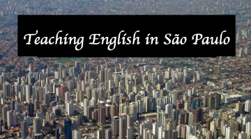 How to Teach English in São Paulo