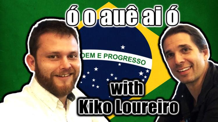 Megadeath Guitarist Kiko Loureiro Teaching Brazilian Slang