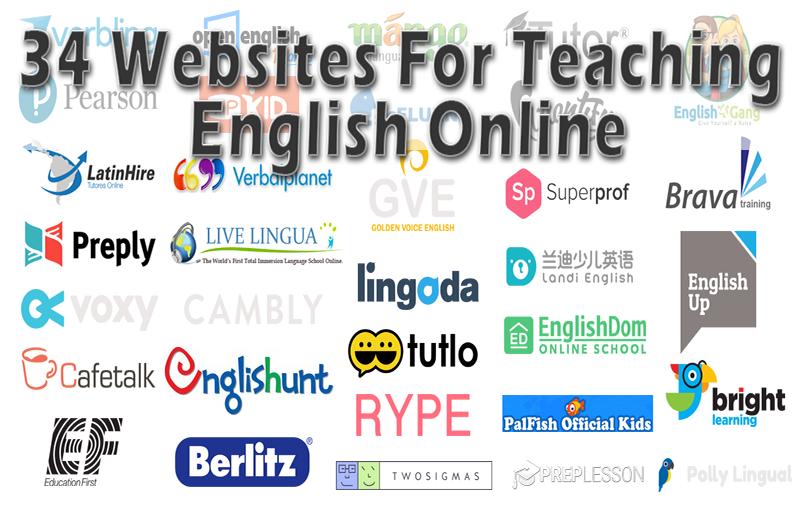 34 Websites Where You Can Teach English Online - Brazilian Gringo
